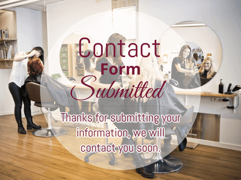 Thanks for submitting your information, we will contact you soon