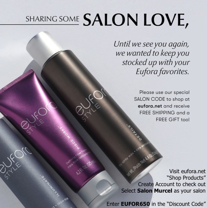 Sharing Some Salon Love